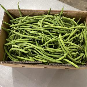 Green beans - half bushel